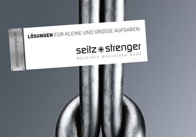 Seitz & Strenger-Website