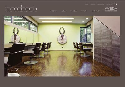 Friseur Brodbeck-Corporate Design