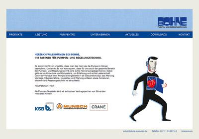 Bohne-Imagebroschüre