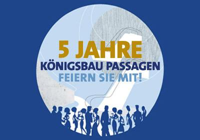 Königsbau Passagen-Displays