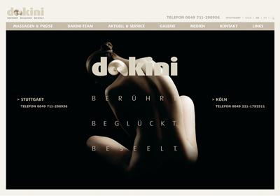 Dakini-Corporate Design