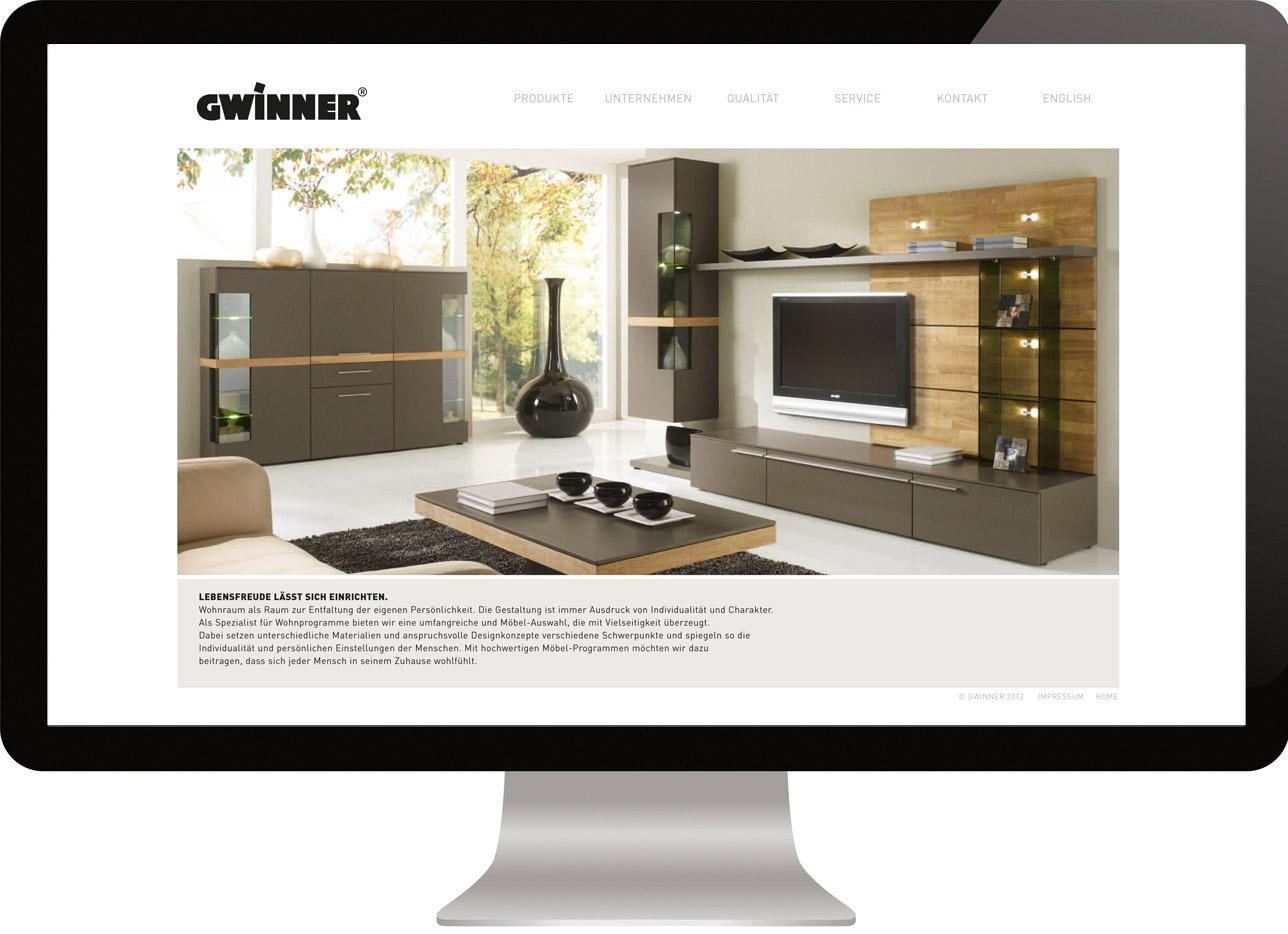 gwinner website in medias rees. Black Bedroom Furniture Sets. Home Design Ideas