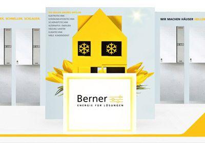 Berner-Imagebroschüre
