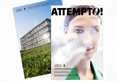 Universität Tübingen-Magazin