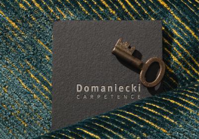 Domaniecki Carpetence-Broschüre
